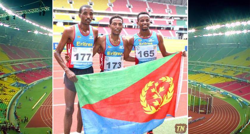 Zersenay and Hizkel Sweep Half Marathon Gold and Bronze