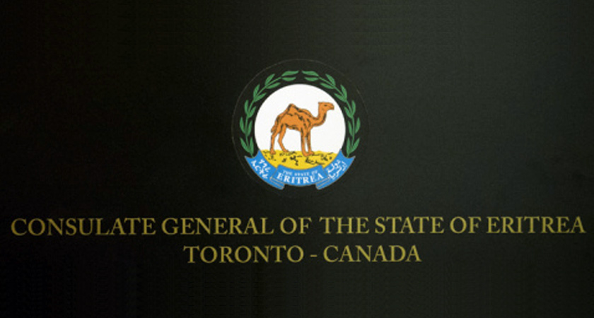 Canada Welcomes New Eritrean Consul General