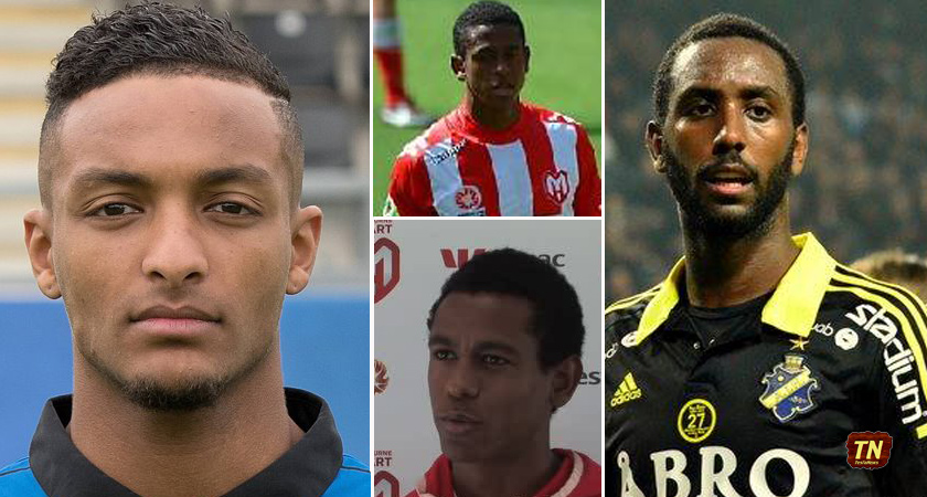 eritrean professional football players