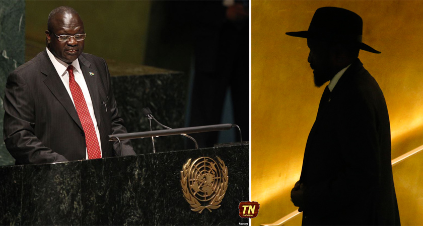 President Salva Kiir won't attend UN General Assembly