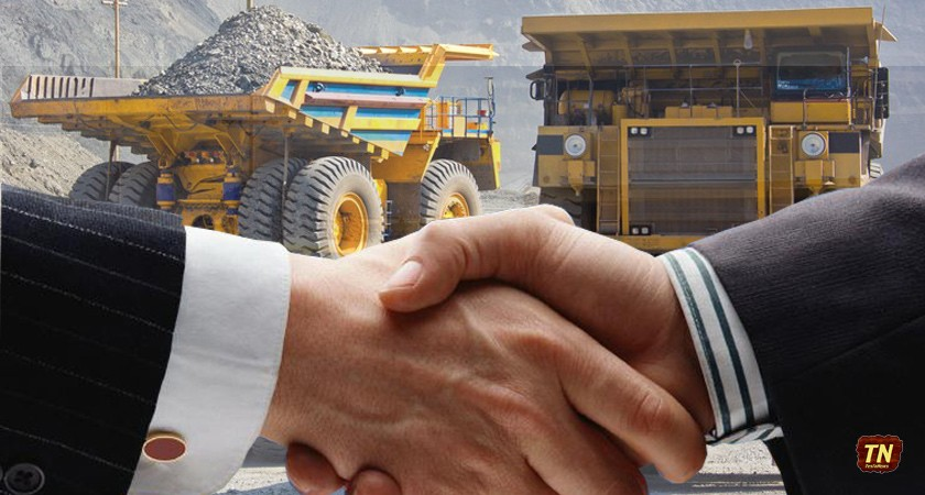 Chinese State-owned company SRBM Acquired 60% share of Suridge Gold eritrea