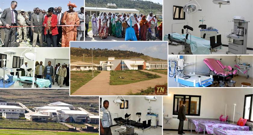 Eritrea: New EU – UNDP Funded Senafe Hospital Inaugurated