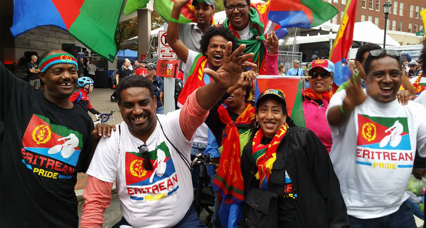 Eritrean Riders and Eritreans in Richmond Win Big