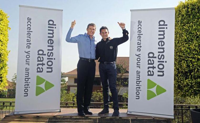 Dimension Data CEO and MTN-Qhubeka team principal