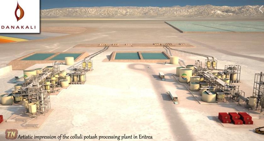 Colluli Potash Definitive Feasibility Study (DFS) Complete