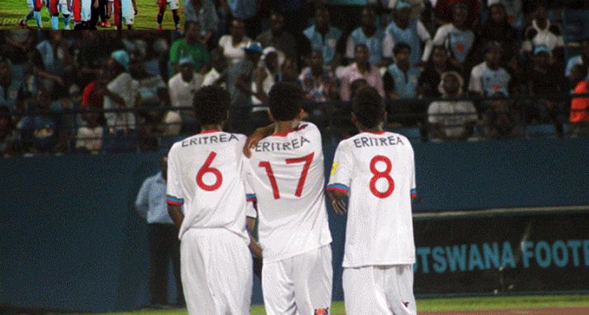 10 Eritrean Football Players Request Asylum in Botswana