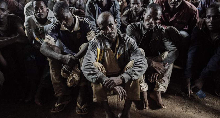 Malawi Jails 119 Ethiopian Illegal Migrants