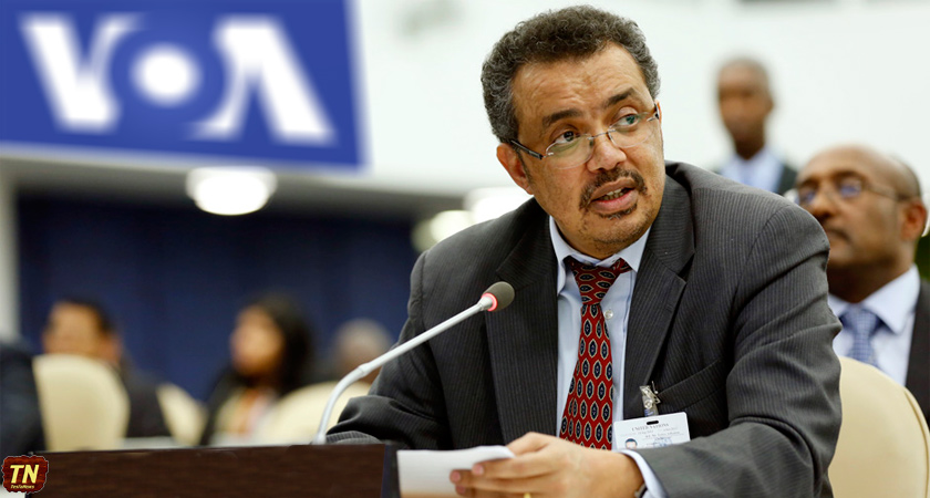 Tedros Adhanom sneaked to VOA at night to hold a back door editorial meeting