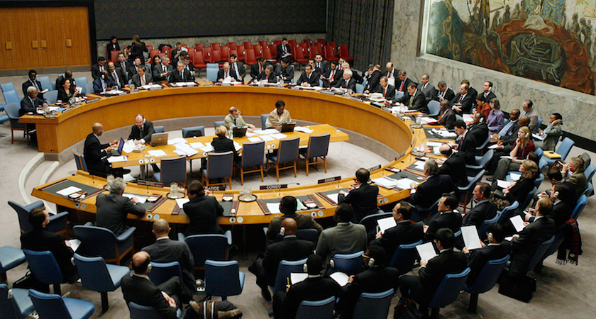 Security Council Discussing Eritrea Sanctions
