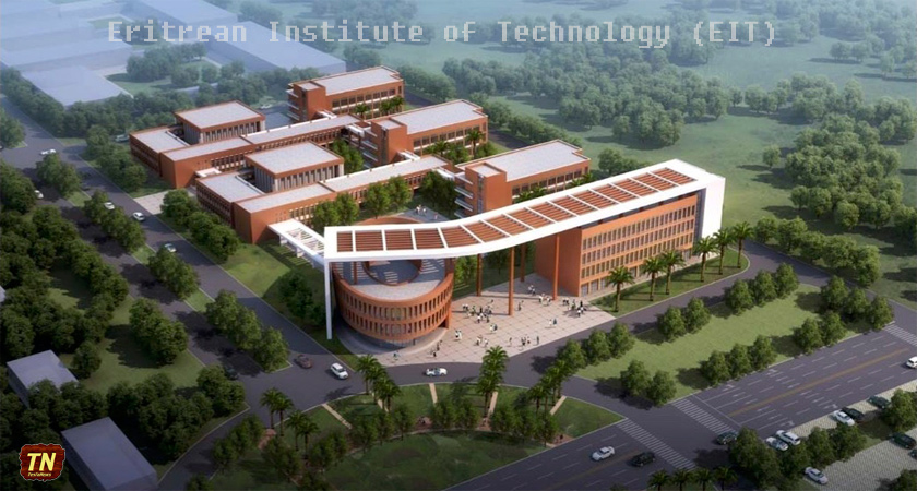 The all new, multi-million dollar Institute of Technology (EIT) campus