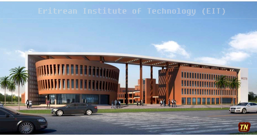 Eritrea: Construction of College of Science Nearing Completion