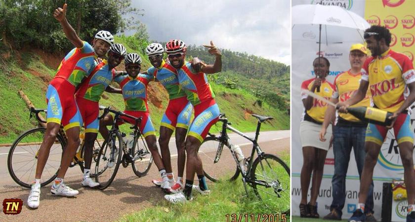 Metkel Eyob Wins Stage 7, Rwandan Becomes Overall Winner of #TdRwanda