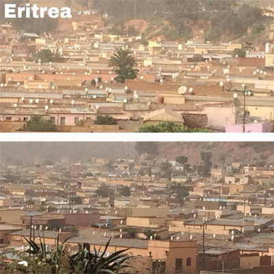 Eritrea accused of a global leader in censorship and media blockages