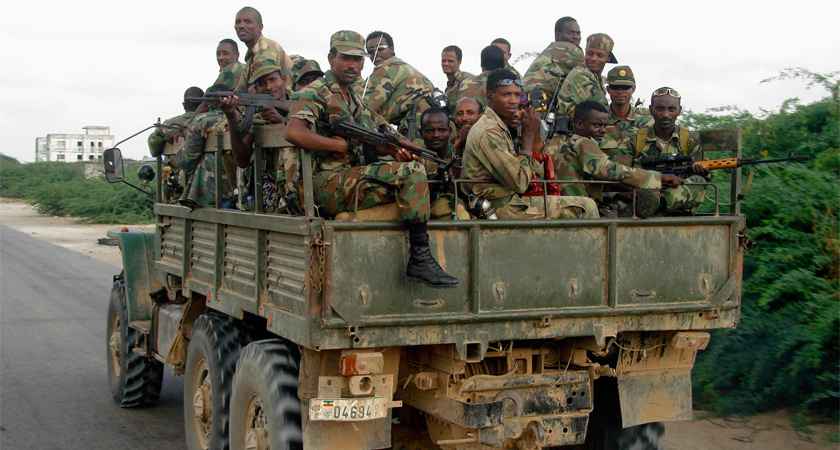 Ethiopia once again disrespect and violates Kenya's sovereignty