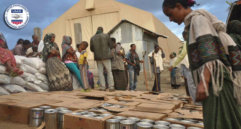 USAID Gives Ethiopia $246 Million in Food Assistance