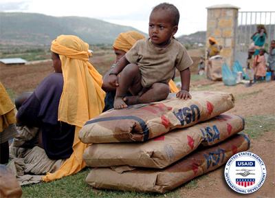 Thirty years of receiving aid from USAID – why's nothing changed in Ethiopia?