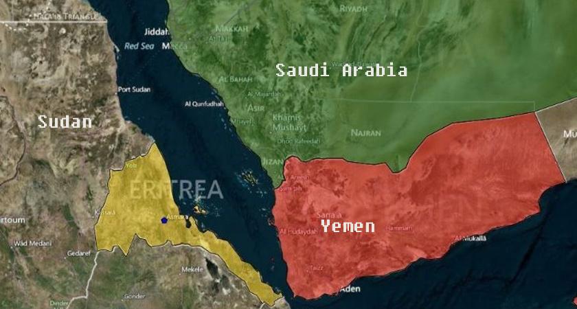 """new strategic military relationship with Saudi Arabia and the United Arab Emirates"
