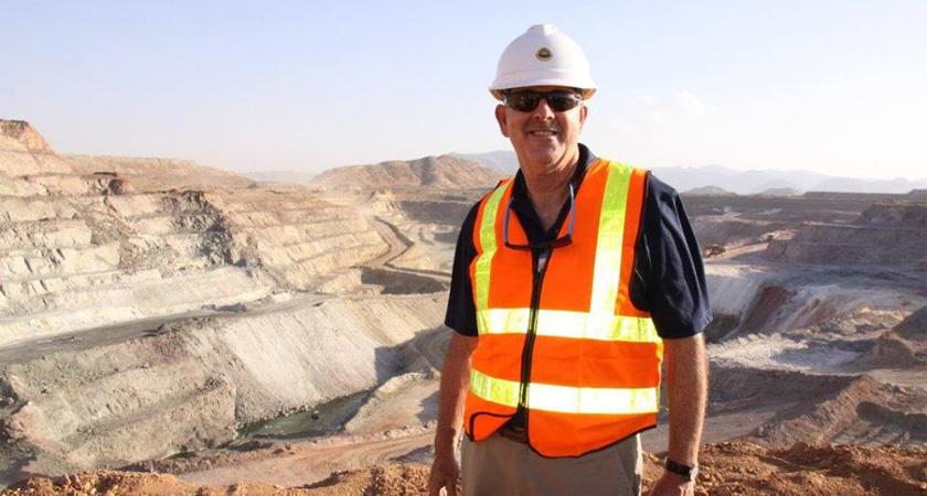 U.S. Chief of Mission's Visit to the Bisha Mine