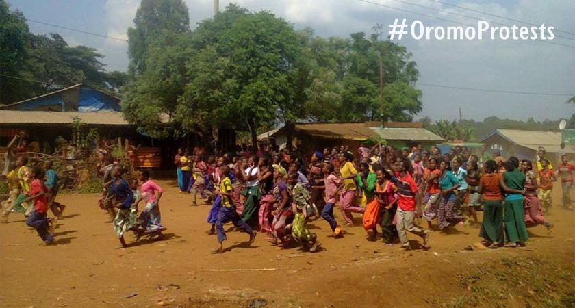 Oromo Protests Death toll increase