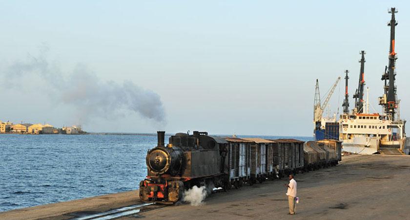 Eritrea is a Dreamland for Railroad Nostalgics