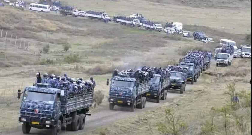 Investigate oromo Killings in Ethiopia