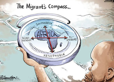Migration of Eritrean youth
