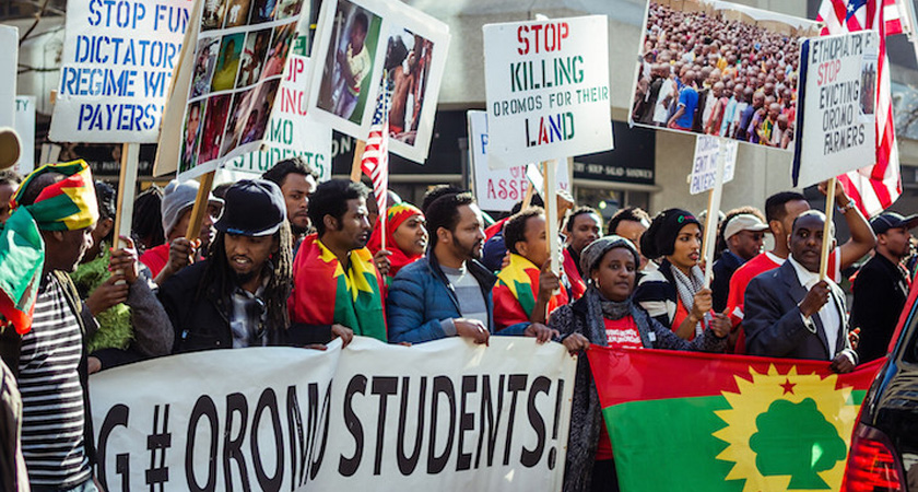 The Oromo Protests and Ethiopia's Political Vulnerabilities