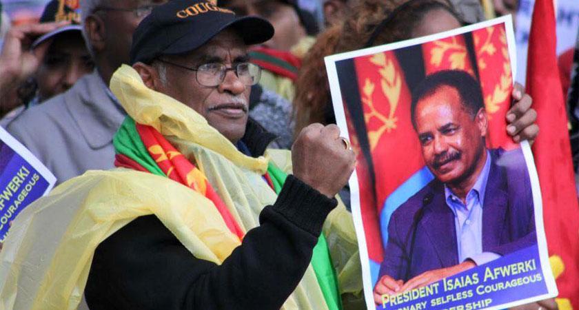 As in the past, any attempt silencing Eritrea will fail