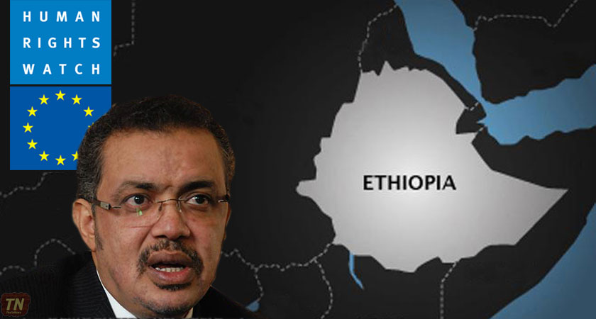 EU Should Condemn Ethiopia's Crackdown on Oromo Protests