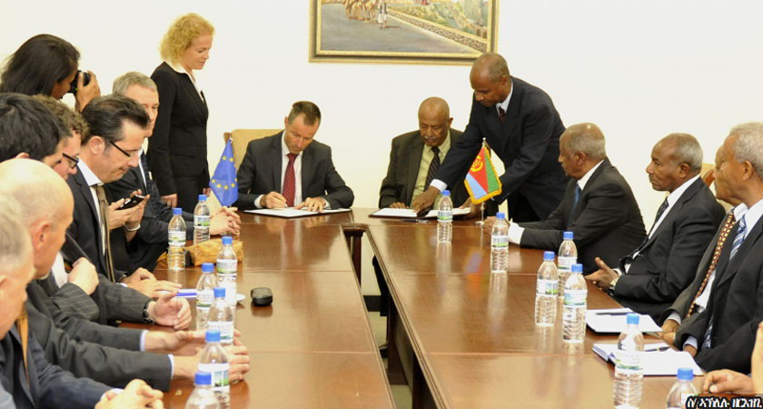 eritrea-eu cooperation agreement