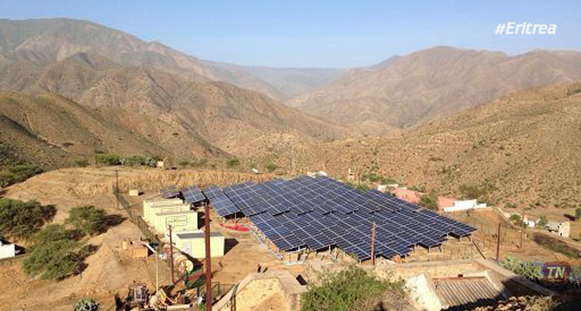 Eritrea Relies on Solar Power