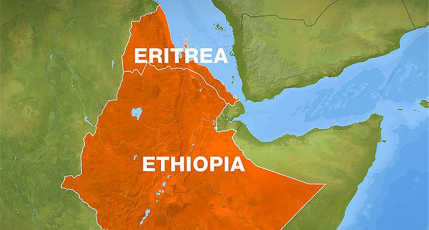 Eritrea and Ethiopia: The Abyss and the Seemingly Glowing Star