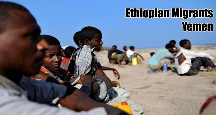 ethiopian migrants in yemen