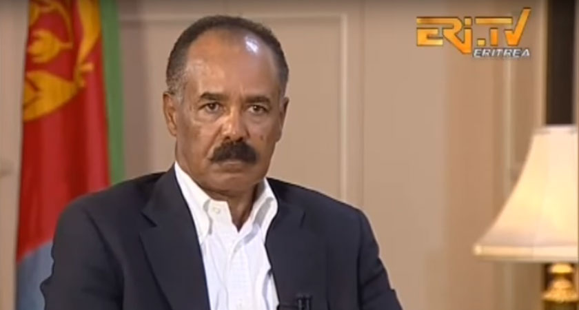 Local Media Interview with President Isaias