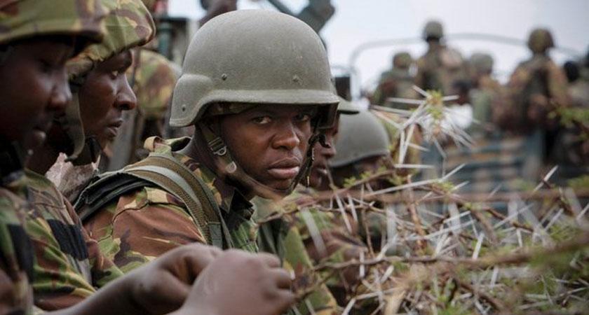 Al-Shabab Killed Over 60 Kenyan Soldiers in Somalia