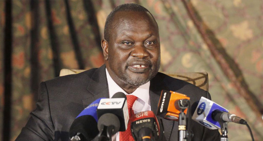 South Sudan Rebels, Government Strike Power-Sharing Deal