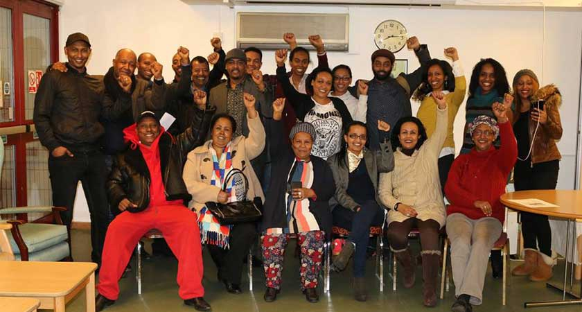 British Eritreans Condemn #COIEritrea Report
