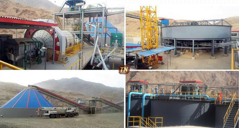 Zara Gold Mine Starts Commercial Production