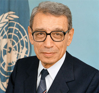 Boutros Boutros-Ghali dies at the age of 93