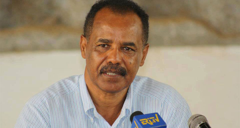 President Isaias Sent Message to UN Security Council
