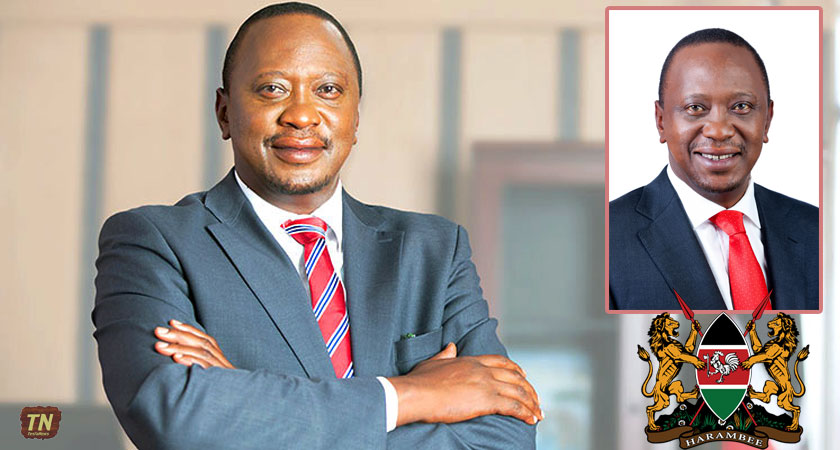 Display the President's Photo or Get Fined: Kenya