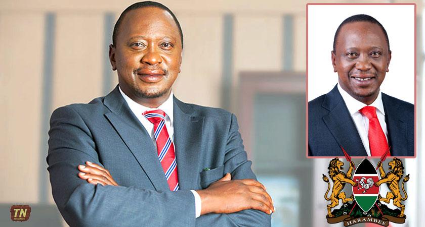 Uhuru-Kenyatta-portrait symbol of unity says Interior Ministry