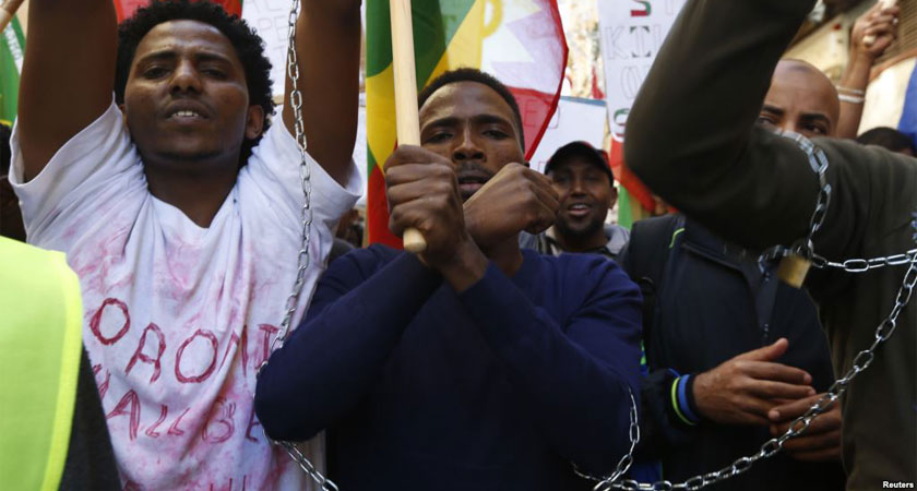 Ethiopia: Unity in Opposition
