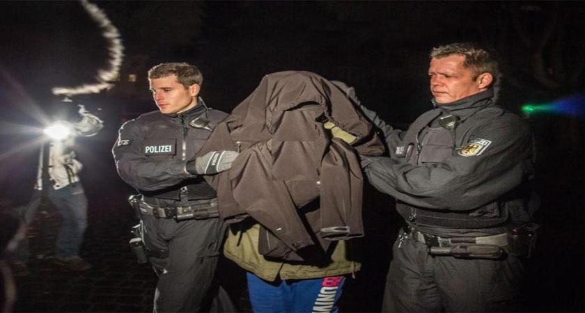 europe human-trafficker arrested in germany