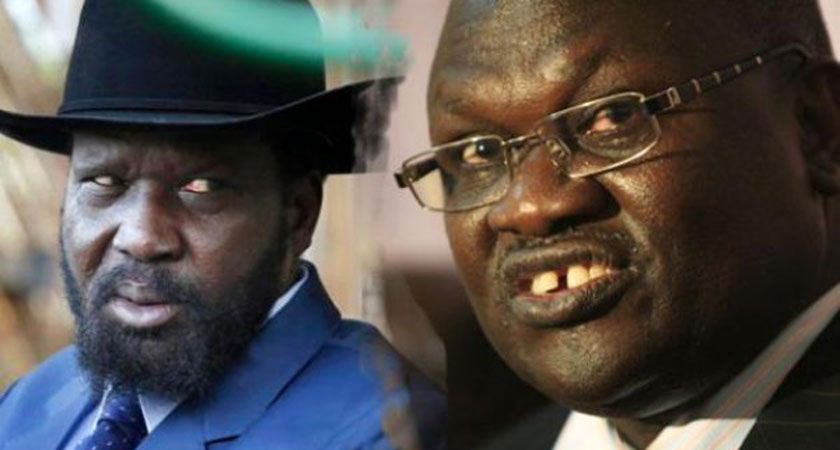 Kiir and Machar Rejects 'Third Party' Troops in South Sudan