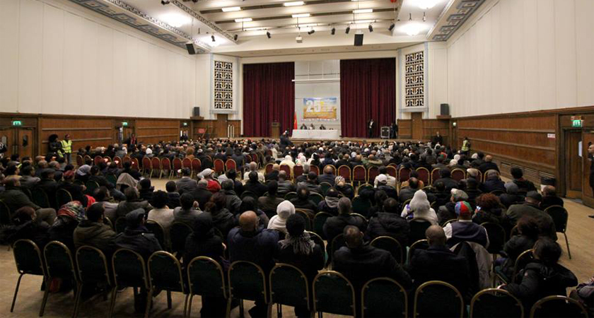 Successful London Public Seminar by Eritrean Ambassador to the UK