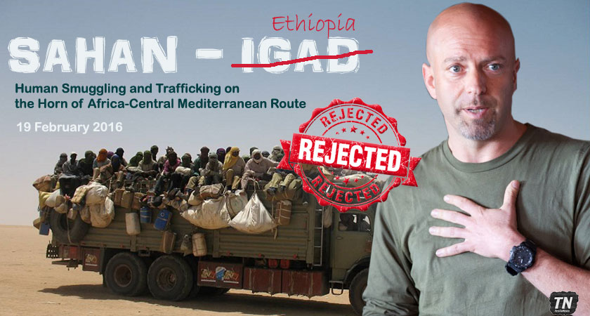 SAHAN-Ethiopia Report on Human Trafficking and Smuggling Shoots Itself in the Foot
