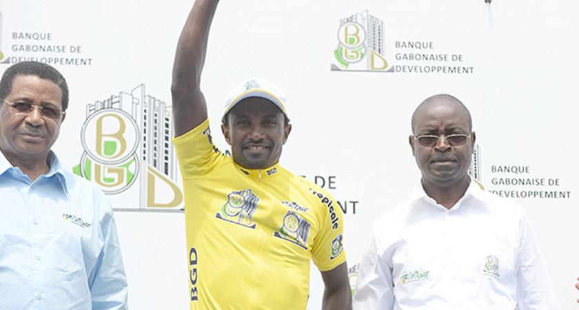 The Forgotten Rider: Tesfom Okubamariam