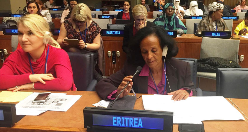 NUEW Remarks at Commission on the Status of Women 2016