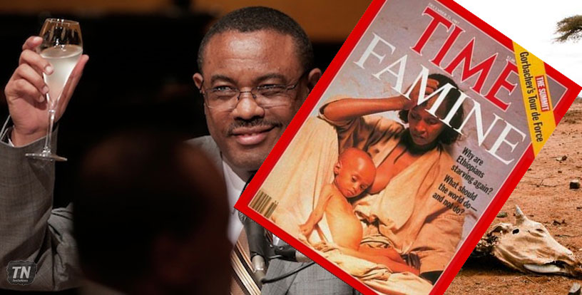 The Intellectual Poverty and Moral Bankruptcy of Ethiopia Famine Deniers
